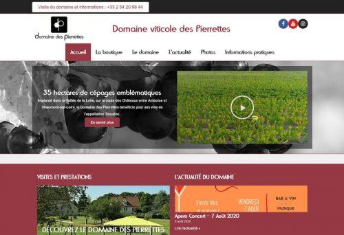 Domaine des Pierrettes