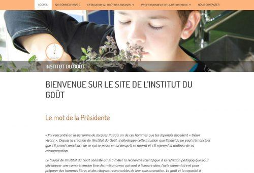 Association Institut du Goût