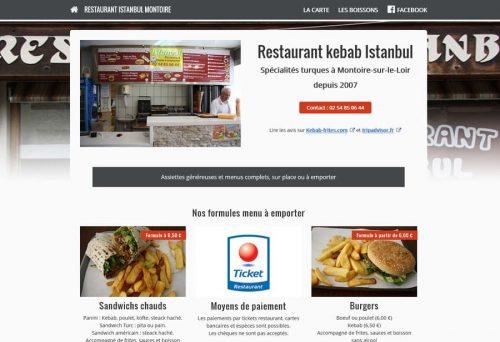 Restaurant Istanbul à Montoire