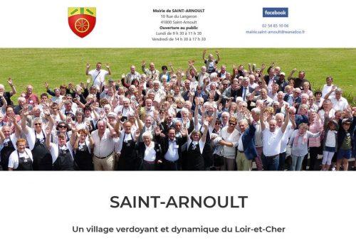 Commune de Saint-Arnoult 41